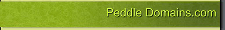 Peddle Domains.com